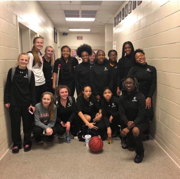 Evans Lady Knights 2018 - 19 Junior Varsity